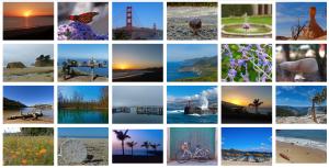 Übersicht personalisierte Postkarten