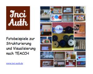 CD Fotobeispiele zur Strukturierung und Visualisierung nach TEACCH