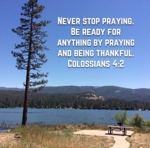 Colossians 4,2