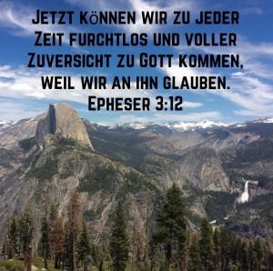 Epheser 3,12