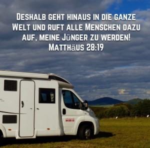 Matthäus 28,19