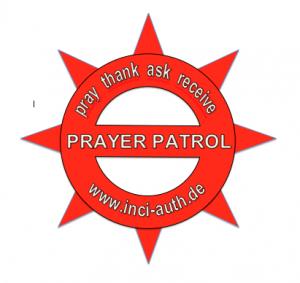 PRAYER PATROL Logo inci auth Foto