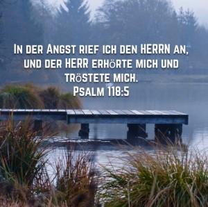 Psalm 118,5