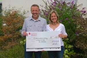 Spende Wohnheim Lebenshilfe St Wendel