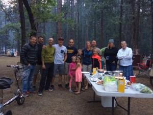 Yosemite Pines Campground