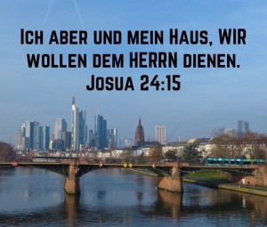 Josua 24,15